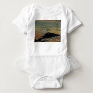 desert color blends baby bodysuit