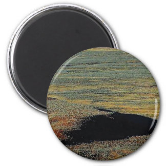 desert color blends magnet