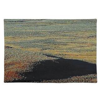 desert color blends placemat