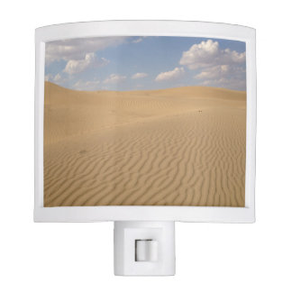 Desert day view nite light
