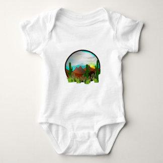 Desert Daydreams Baby Bodysuit