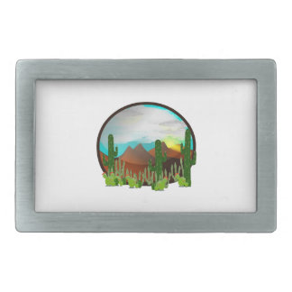 Desert Daydreams Belt Buckles