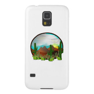 Desert Daydreams Galaxy S5 Case