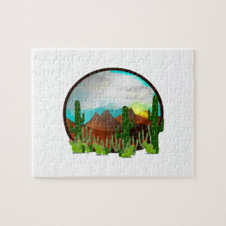 Desert Daydreams Jigsaw Puzzle