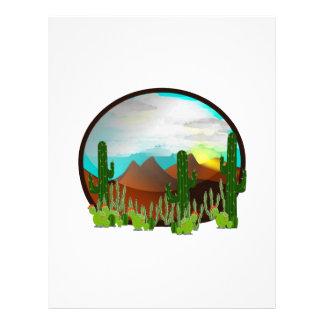 Desert Daydreams Letterhead