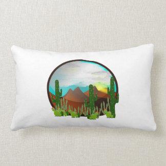Desert Daydreams Lumbar Pillow