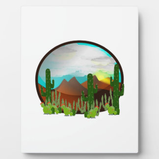 Desert Daydreams Plaque