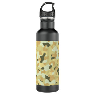Desert disruptive camouflage 710 ml water bottle