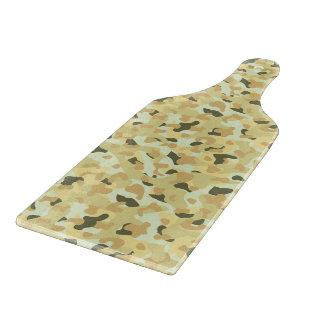 Desert disruptive camouflage boards