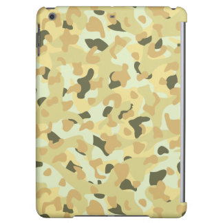 Desert disruptive camouflage iPad air case