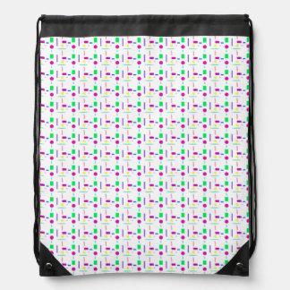 Desert Drawstring Bag