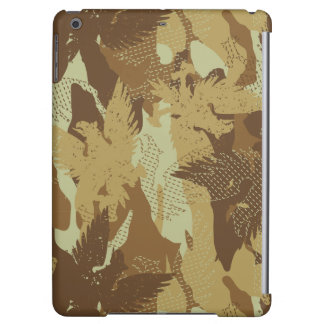 Desert eagle camouflage iPad air covers