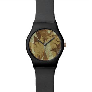 Desert eagle camouflage watch