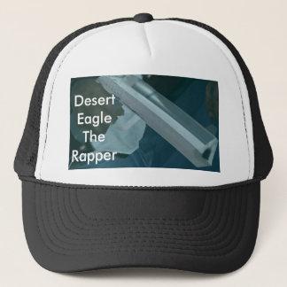 , Desert Eagle The Rapper Trucker Hat