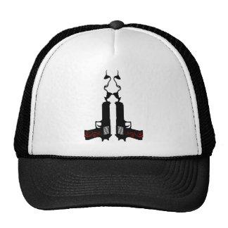 Desert Eagle Twins Trucker Hat