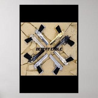 Desert Eagles Poster