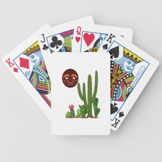 DESERT FINDER BICYCLE PLAYING CARDS