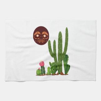 DESERT FINDER KITCHEN TOWEL