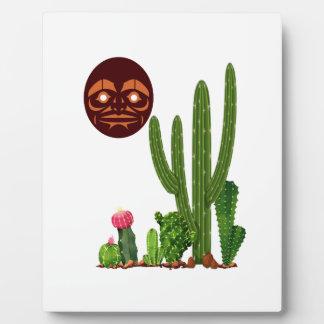 DESERT FINDER PLAQUE