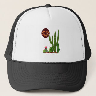 DESERT FINDER TRUCKER HAT