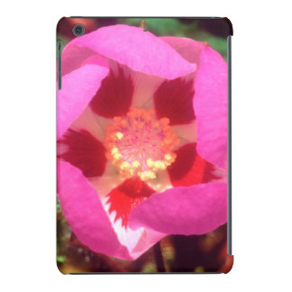 Desert Five Spot Wildflower iPad Mini Retina Covers