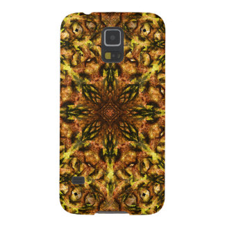 Desert Flower Mandala Galaxy S5 Case