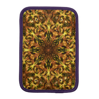 Desert Flower Mandala iPad Mini Sleeve
