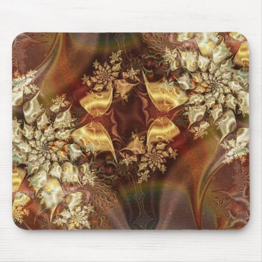 Desert Flower Mouse Pad