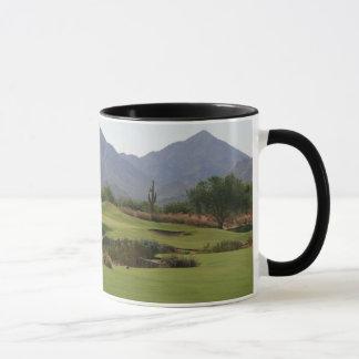 Desert Golf Mug