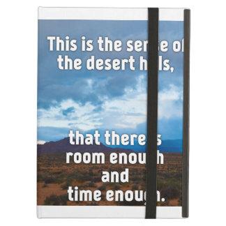 Desert Hills iPad Air Cover