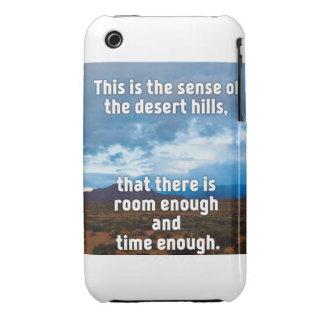 Desert Hills iPhone 3 Covers
