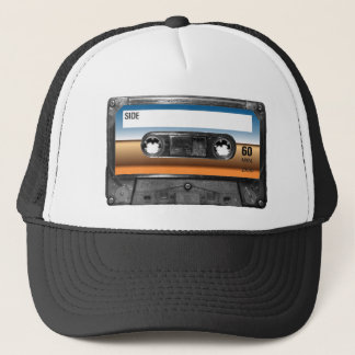 Desert Horizon Label Cassette Trucker Hat