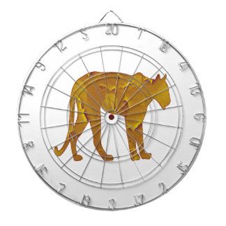 Desert Hunt Dartboard