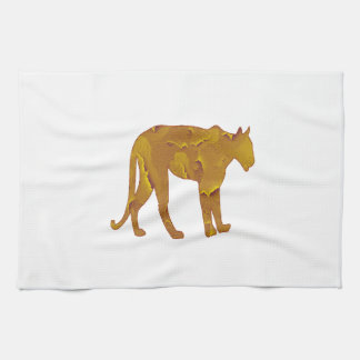Desert Hunt Kitchen Towel
