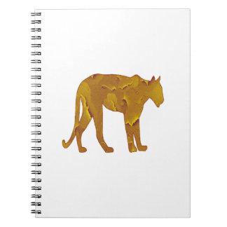 Desert Hunt Notebook