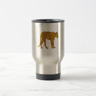 Desert Hunt Travel Mug