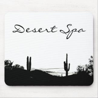 Desert Landscape Mouse Pad