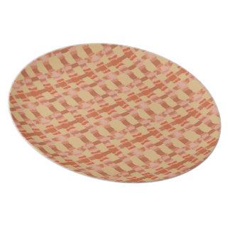 Desert Lattice Plate