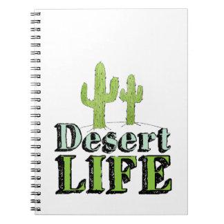 Desert Life Notebooks