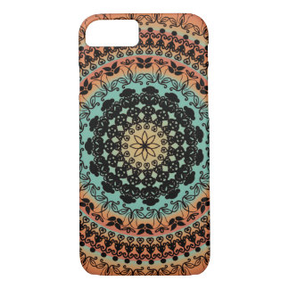 Desert Mandala iPhone 7 Case