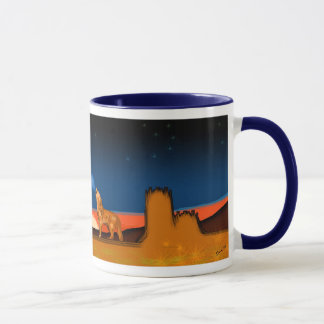 Desert Morning Mug