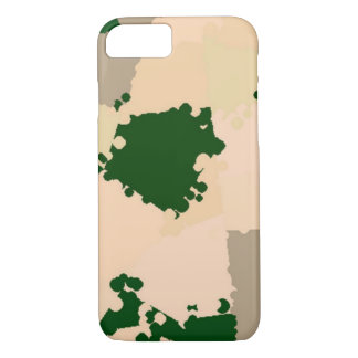 Desert Oasis Camo iPhone 8/7 Case