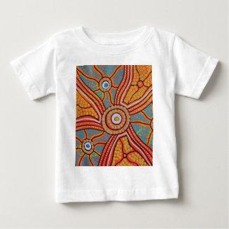 Desert River Camp Baby T-Shirt
