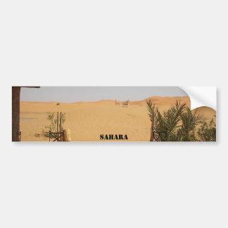 desert, Sahara Bumper Sticker
