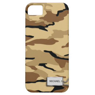 Desert Sand Military Camouflage Case For The iPhone 5