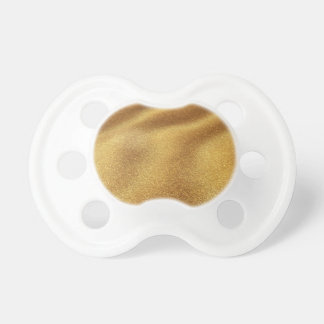 Desert sand wave in sunny day pacifier