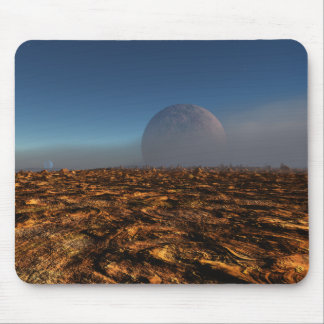Desert Space Mouse Pad
