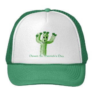Desert St. Patrick Mesh Hat