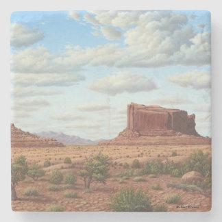Desert Stone Beverage Coaster