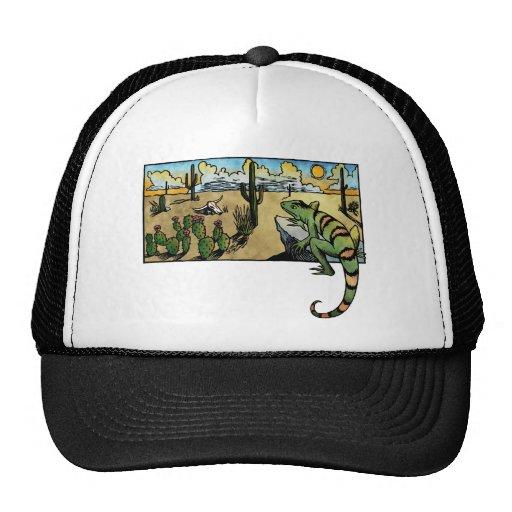 Desert Sunrise Trucker Hats